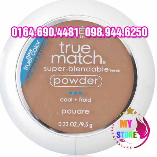 l oreal true match super blendable powder 1