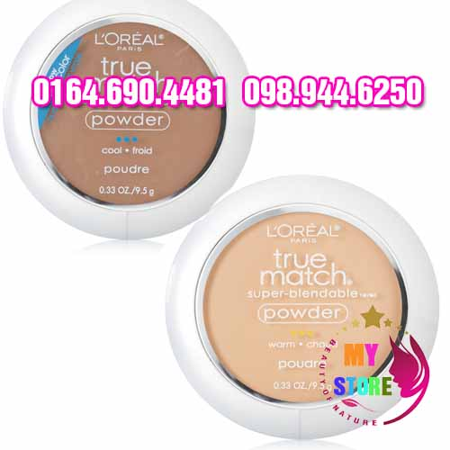 l oreal true match super blendable powder 2