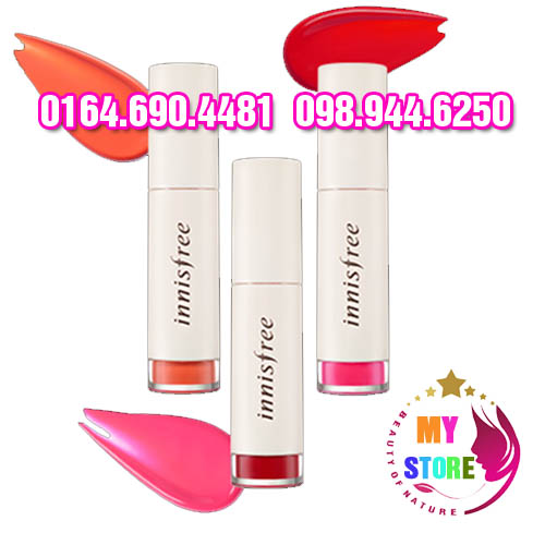 son innisfree vivid tint rouge 1