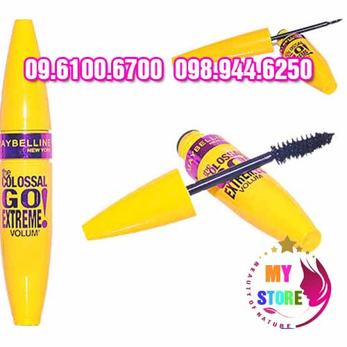 Bộ trang điểm maybelline 3in1-2