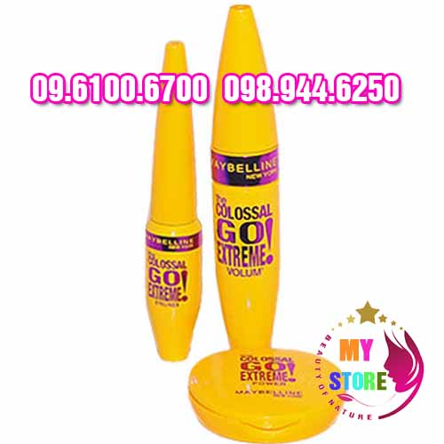 Bộ trang điểm maybelline 3in1