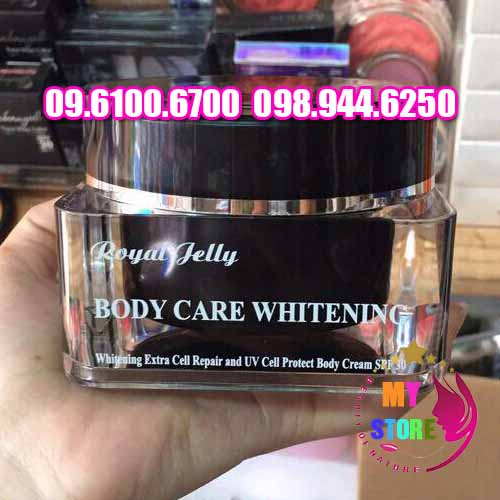 Kem body royal jelly-3