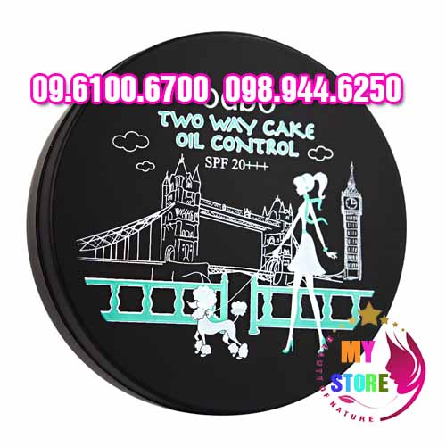 Phấn Odbo Oil Control Kiềm Dầu-2