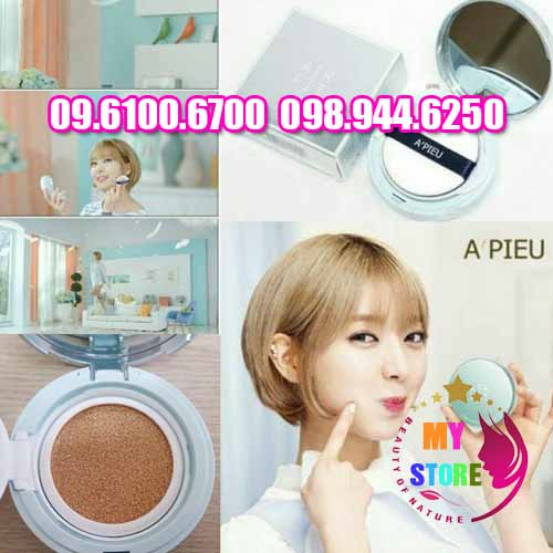 Phấn nước Apieu Air Fit Cushion-1