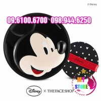 Phấn nước disney the face shop-3