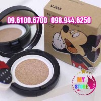 Phấn nước disney the face shop-4