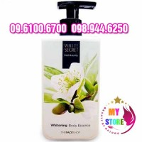 Whitening body the face shop