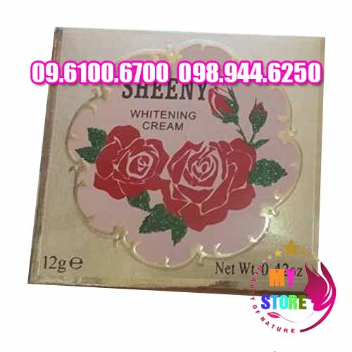 kem sheeny whitening cream-1