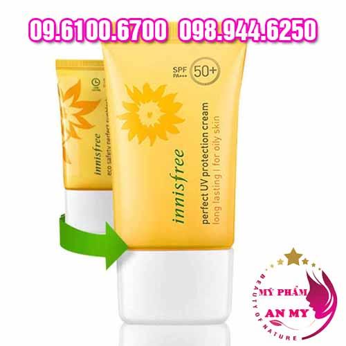 Kem Chống Nắng Innisfree Uv Protection Cream-3