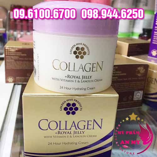 Kem Collagen Royal Jelly-1