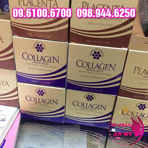Kem Collagen Royal Jelly-2