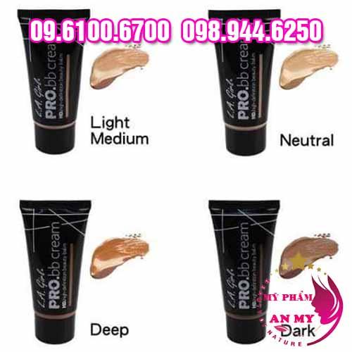 Kem Nền LA Girl Pro BB Cream-2