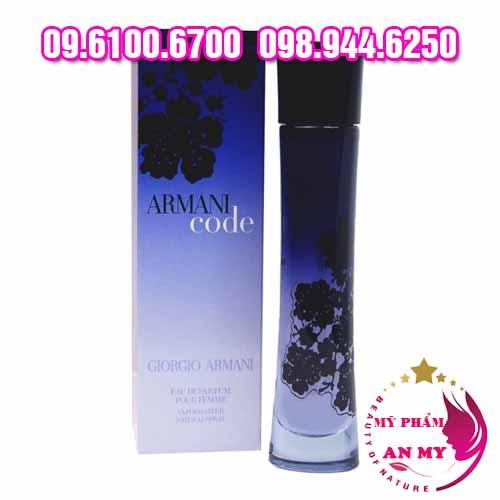 Nước Hoa Armani Code-2