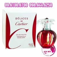 Nước Hoa Delices Cartier