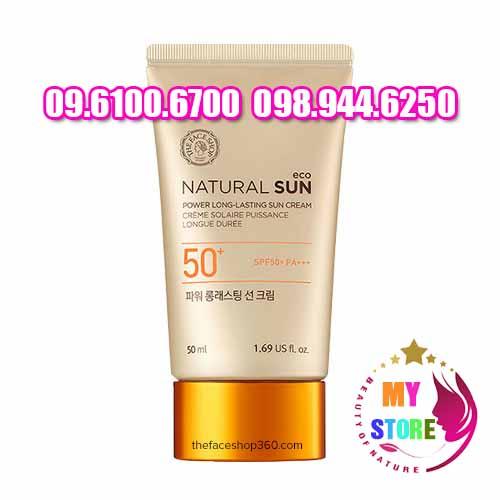 Natural Sun-1