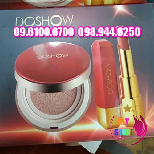Bộ sản phẩm Doshow Luxury Sets-1