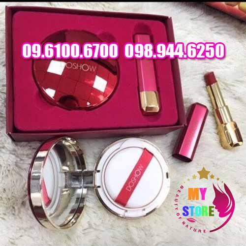 Bộ sản phẩm Doshow Luxury Sets-3
