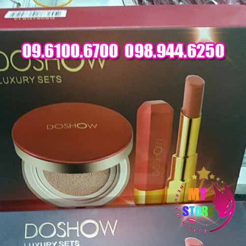 Bộ sản phẩm Doshow Luxury Sets