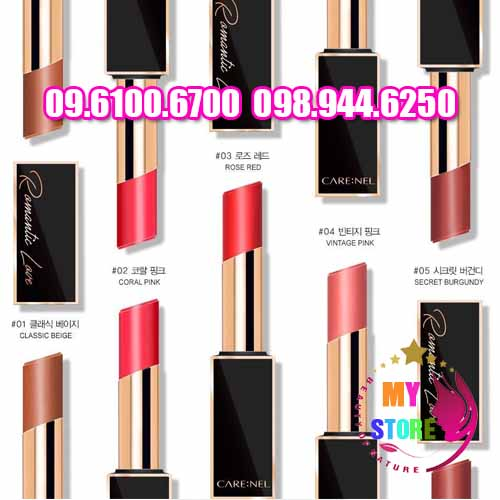 Son Romantic Love Lip Mattic-1