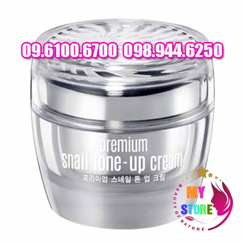 kem Premium Snail Tone Up Cream