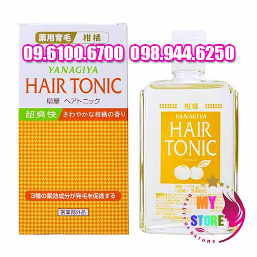 Dầu kích mọc tóc hair tonic-1