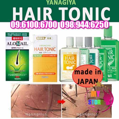 Dầu kích mọc tóc hair tonic-4