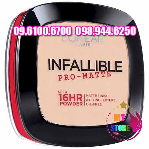Phấn Phủ Loreal Infallible 2 tầng