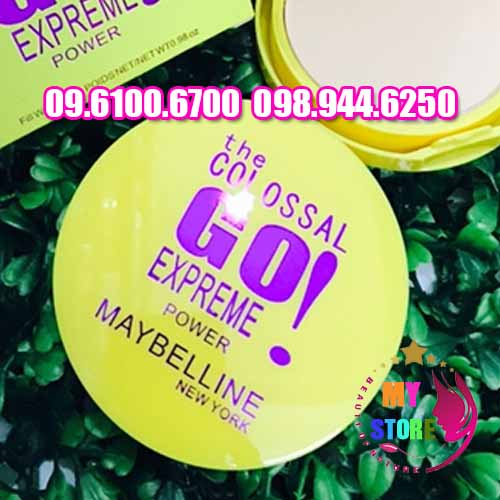 Phấn Phủ Maybelline 2 Tầng-4