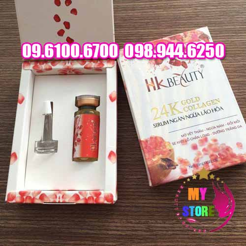 Serum HK Beauty Gold 24k Collagen-2