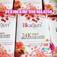 Serum HK Beauty Gold 24k Collagen