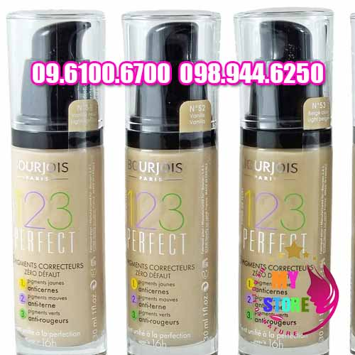bourjois 123 perfect foundation-1