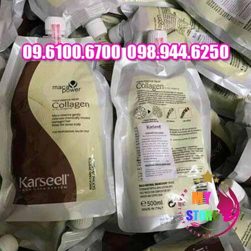 Kem hấp collagen karseell maca-3