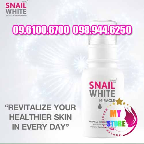 Snail white serum pantip-2