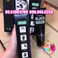 Gel lột mụn black mask-4