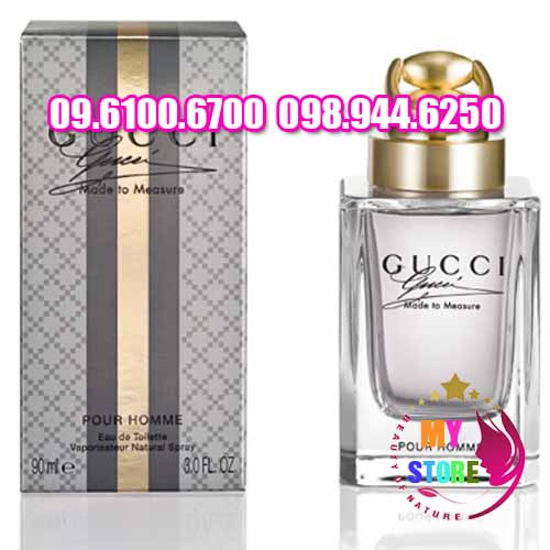 Nước hoa Gucci Made To Measure for men-2