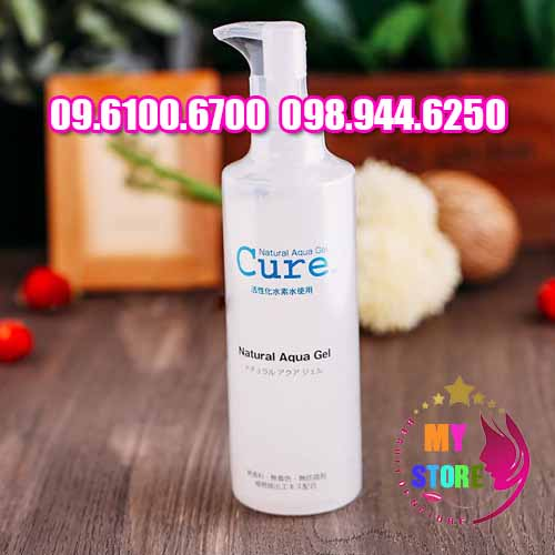 Gel tẩy tế bào chết Cure Natural Aqua-3