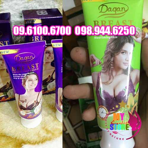 Kem nở ngực Breast Dagan Enchance Cream-4