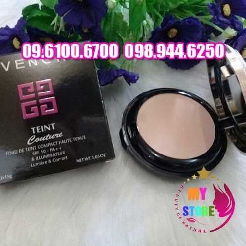 Phấn givenchy 2 tầng-2