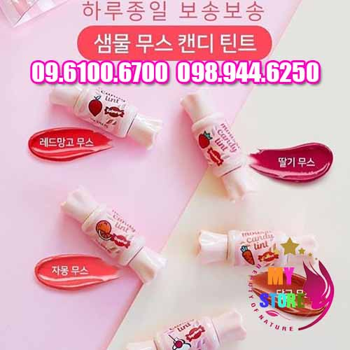 SON THE SAEM MOUSSE CANDY TINT-4