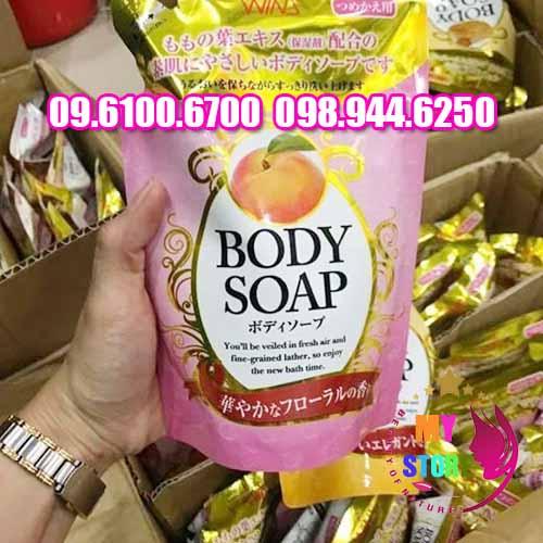 TẮM TRẮNG BODY SOAP NHẬT BẢN-2