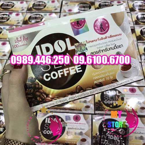 Giảm cân idol cafe thai lan-2