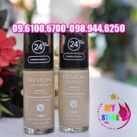 Kem nền Revlon Colorstay Makeup 24H-2