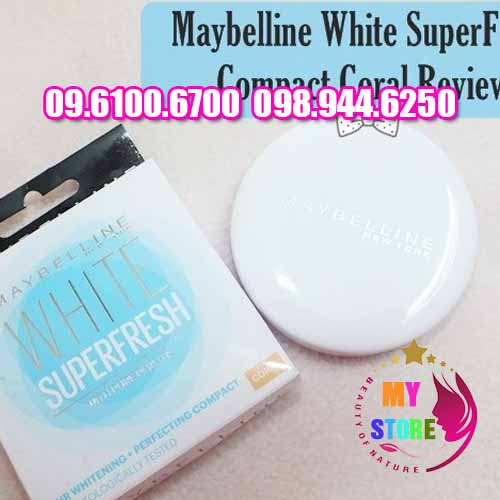 Maybelline White Super Fresh Compact-2