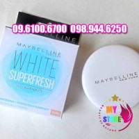 Maybelline White Super Fresh Compact