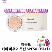 phấn mamonde cover powder cushion-1