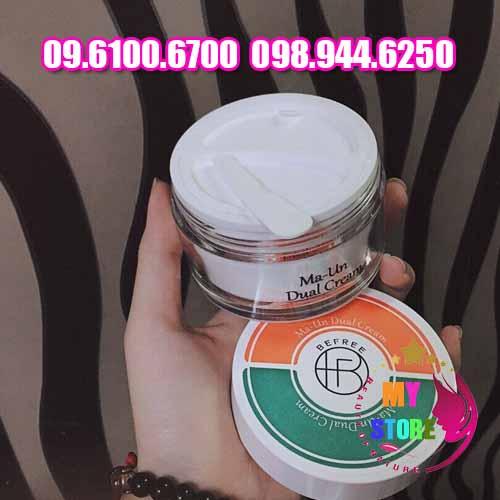 Kem Ma-un Dual Cream hàn quốc