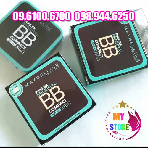 Kem nền Maybelline pure bb mineral compact-2