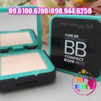 Kem nền Maybelline pure bb mineral compact