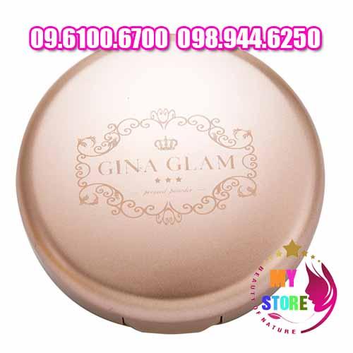 Phấn phủ Gina Glam Pressed Powder Sweet Girls-1