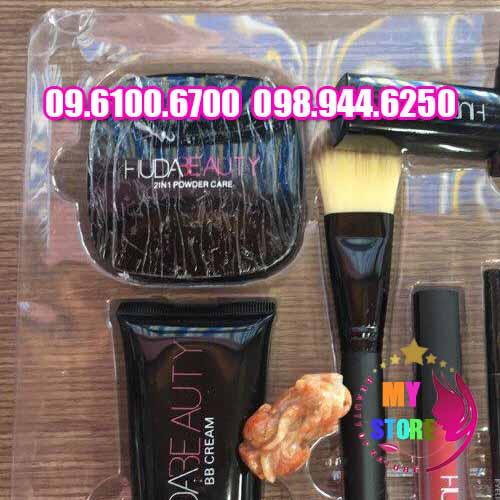 Set trang điểm Huda Beauty-2